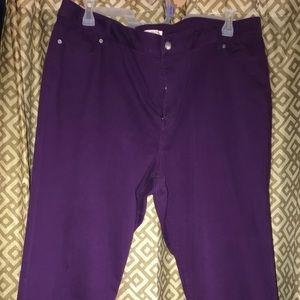 Women's Pants size 20 Coldwater Creek